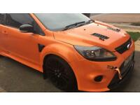 FOCUS RS Replica project