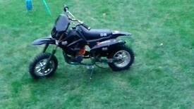 50cc motor bike spare and repair