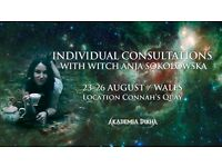 Individual Consultations with Witch Anja Sokolowska