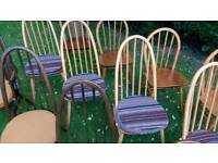 Ercol Chairs Vintage Retro Mid Century - Delivery Available