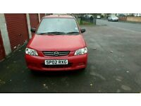 Looking for parts for a 2002 Mazda Demio or swap for another car