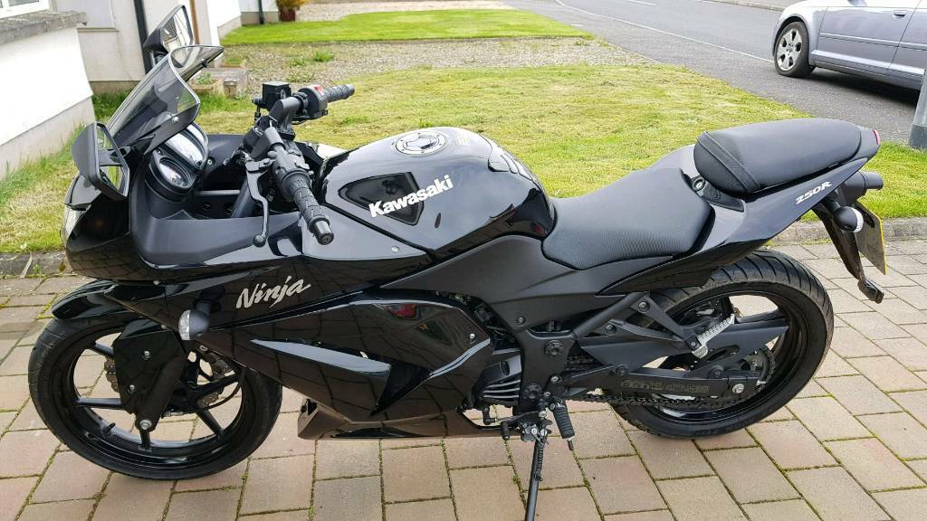 Kawasaki Ninja 250r Black 2009 In Newtownards County Down