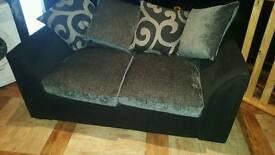 3 seater sofa and 2 seater sofa from the florence collection like new 6 month old