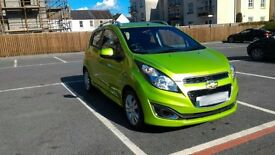Chevrolet Spark 63 plate very good condition 34,000 miles, MOT