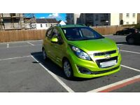 Chevrolet Spark 63 plate very good condition 33,000 miles, MOT