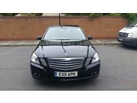 PCO Mercedes Benz E-Class for sale it also has 2 sets of keys