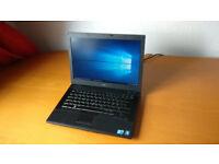 Core i7 4 X 2.8GHZ & Nvidia Quadro Dell professional laptop Windows 10