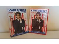 John bishop Comedy Dvd SIGNED copy