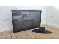"""LG 42"""" Plasma HD Ready TV with Free stand"""