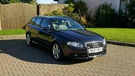 Audi A4 Avant TDI S Line Estate