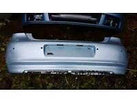 Volkswagen polo R6 rear bumper