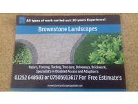 Brownstone Landscapes