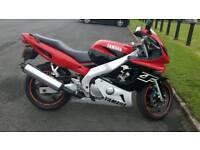 Yamaha thundercat yzf