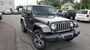 2016 Jeep Wrangler Sahara*-**2 TOITS*-*HITCH*-*NAVIGATION