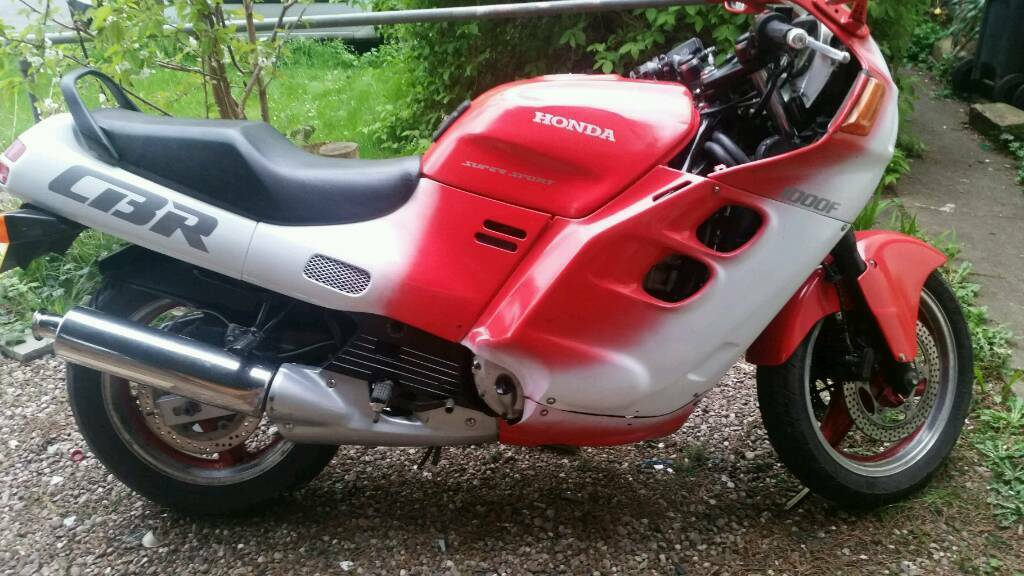 Honda cbr 1000f retro tool rare classic