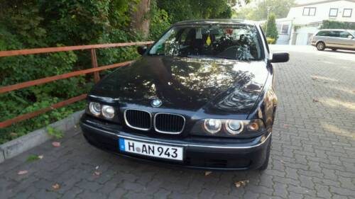 bmw 520 i benzin e 39 in hannover misburg anderten bmw 5er gebrauchtwagen ebay kleinanzeigen. Black Bedroom Furniture Sets. Home Design Ideas