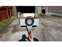 trailer for sale 6ft x 3ft 6inch