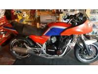 Suzuki gsx750 gsx 750es project