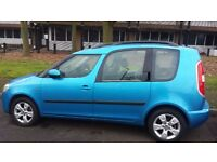 SKODA ROOMSTER 1.9 TDI, CAMBELT DONE, AMAZING FUEL CONSUMPTION NO BERLINGO, CADDY