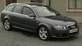 Audi a4 s-line estate