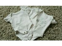 Newborn baby vests