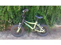 Child's first bike