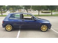 1995 CLIO WILLIAMS 3 F7R - 81K MILES - FULL HISTORY - HPI CLEAR
