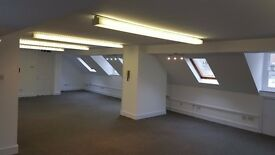 A fantastic newly decorated Business Office to let in central Bristol