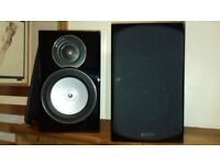 Monitor Audio Silver RX2 Speakers in Gloss Black