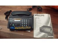 PHILIP FAX MACHINE