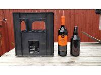 Wine / beer / spirit / milk bottle crates