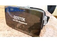 3D Virtual Reality Googles - Destek -NEW STILL PACKAGED