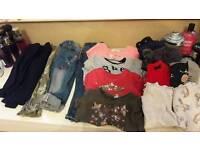 Big bundle of girls 2-3 clothes next