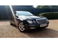 2007 Mercedes Benz E280 CDI Avantgarde Fully Loaded Sat Nav