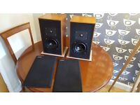 Heybrook HiFi Speakers (pair)