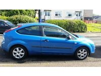 Great running ford focus 1.6 sport.