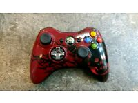 Gears Of War Limited Edition Xbox 360 Wireless Controller