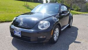 2013 Volkswagen Beetle Convertible Highline | leather | bluetoot