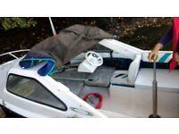 Fletcher Cruisette 16foot day boat price drop