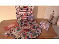 Board Game - Best of British 'Logo' Game.