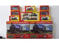 HORNBY TRAIN SETS + OTHER ROLLING STOCK