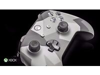 XBOX ONE - WINTER FORCES - SPECIAL EDITION - WIRELESS CONTROLLER - NEW!!!