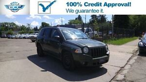 2009 Jeep Compass North Low Monthly Payments!! Apply Now!!