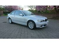 BMW 318 CI 2004/54 ( ONE YEARS MOT ) ONLY 88,400 MILES FROM NEW.