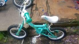 Kids bike age 3to5