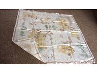 Laura Ashley silk scarf