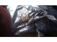 5 pairs of new straight leg jeans UK 46S