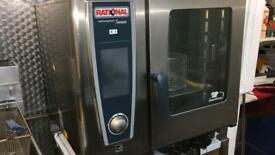 Rational oven Peri Peri Steamer excellent Working Condition