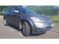 NISSAN MURANO 2005 AUTO GREY, with DVD REAR SEAT ENTERTAINMENT TOO GOOD TO BE TRUE.