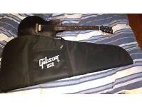 Gibson Les Paul CM matt black (Full Size)